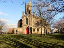 Oldham, Church of St James, Greenacres Moor Lancashire © David Dixon
